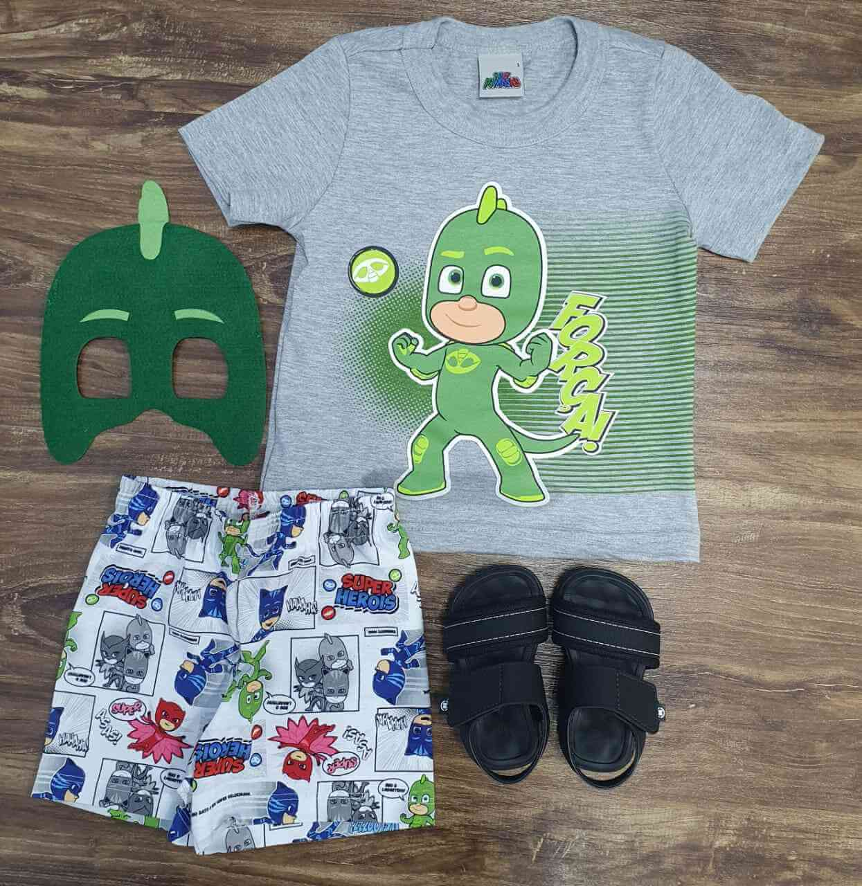 Pijama PJ Masks Infantil