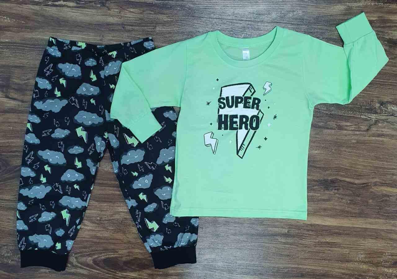 Pijama Thunder Infantil