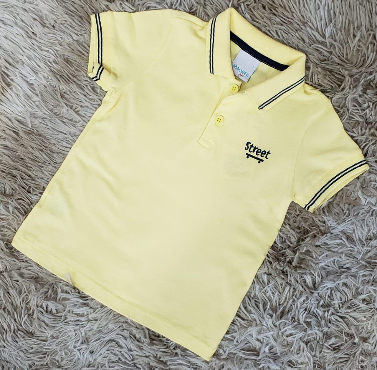 Polo Amarela