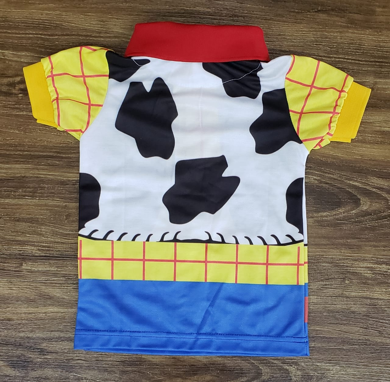 Polo Woody - Toy Story Infantil