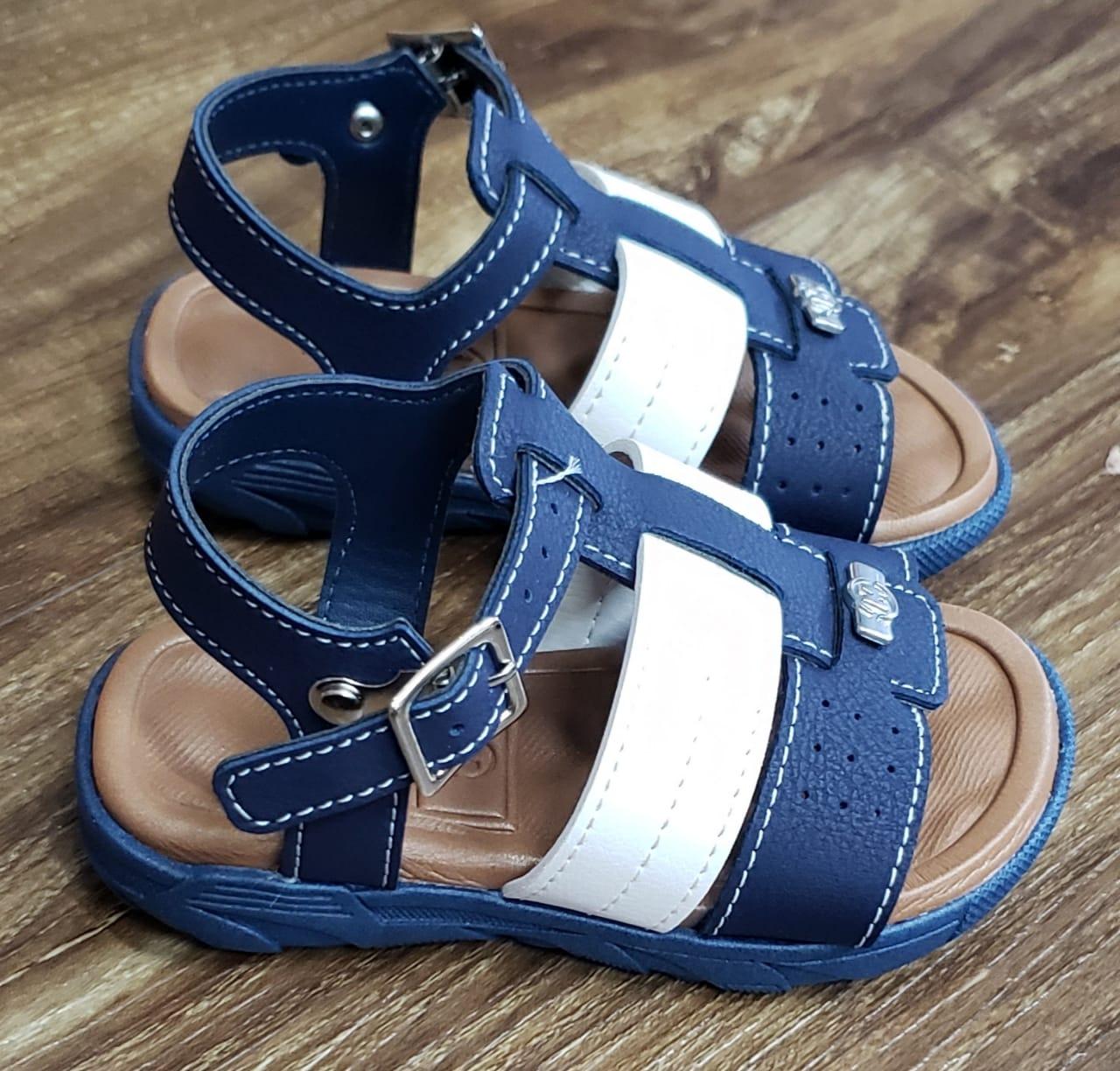 Sandália Azul Infantil