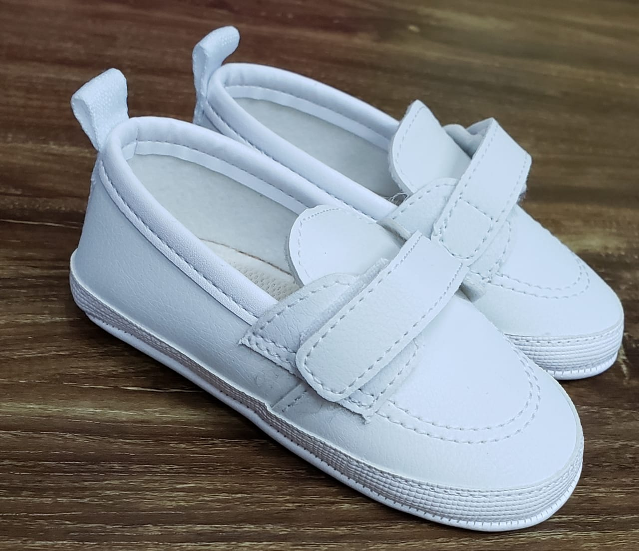 Sapato Infantil Branco