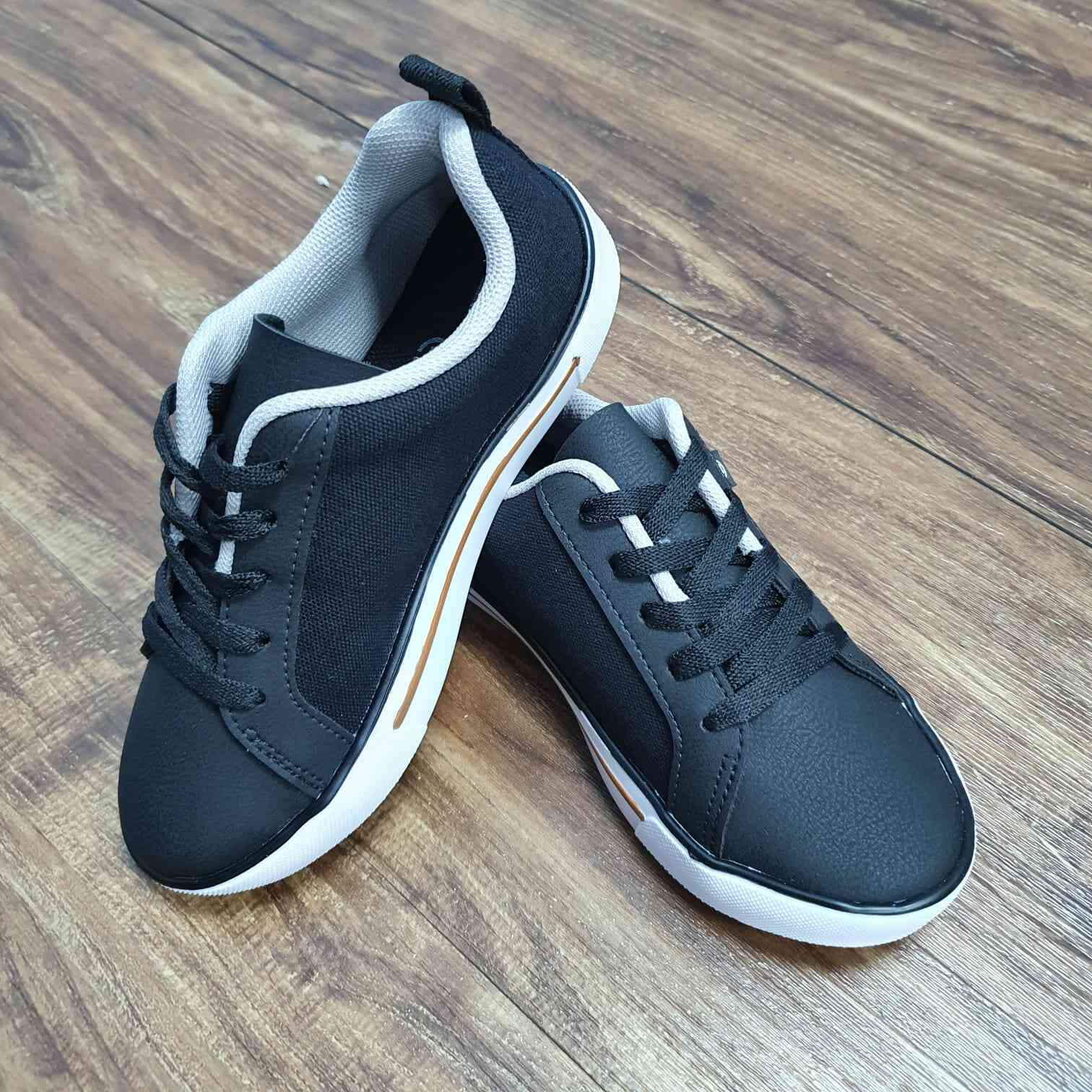 Tênis Black Sneakers Infantil