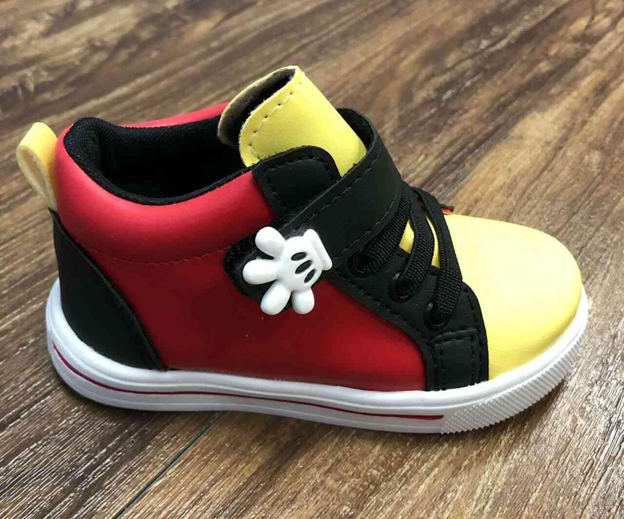 Tênis Mickey Infantil