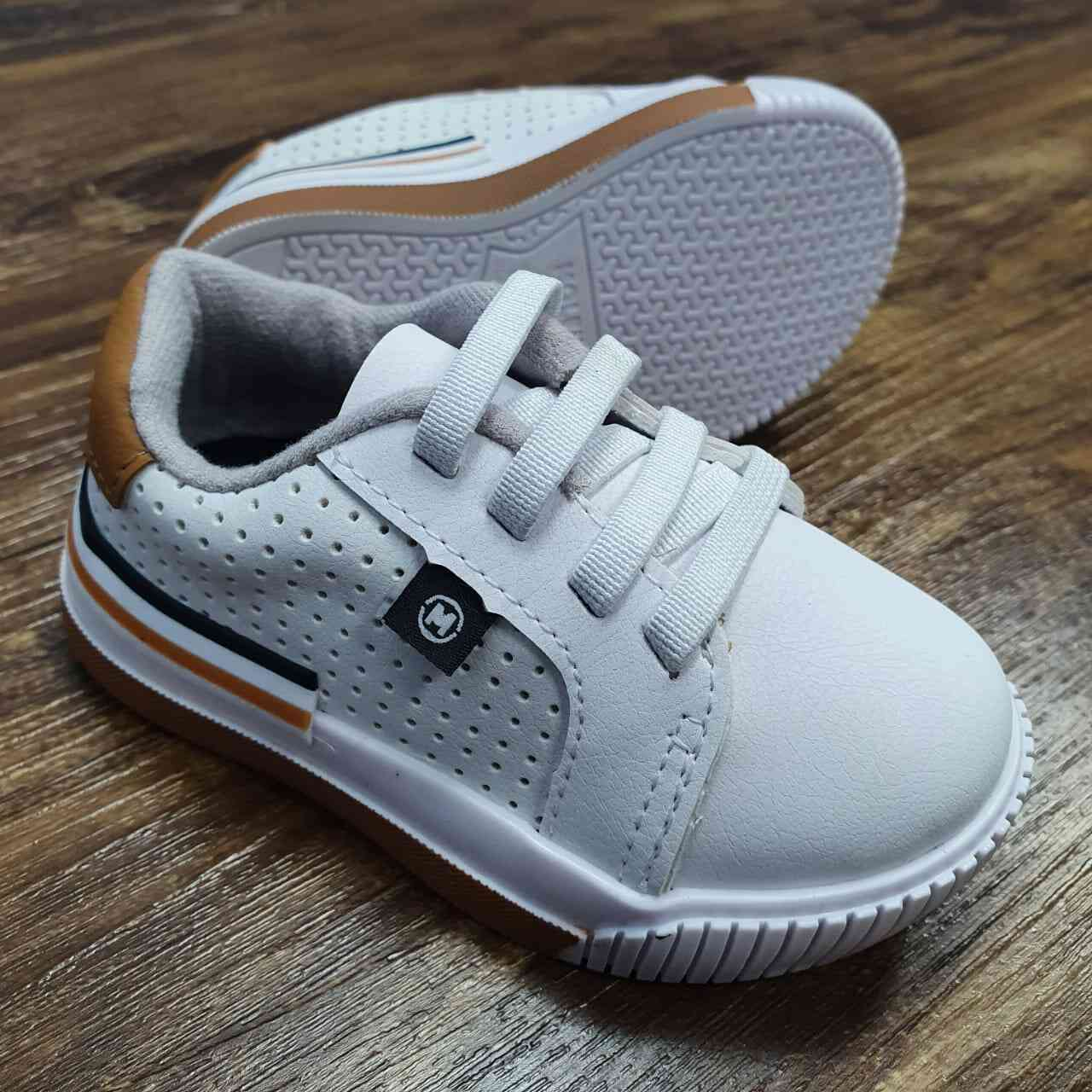 Tênis Branco Rust Flost Infantil