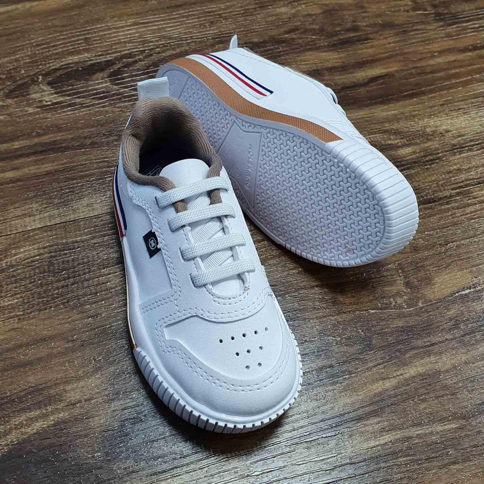 Tênis Style Branco Infantil