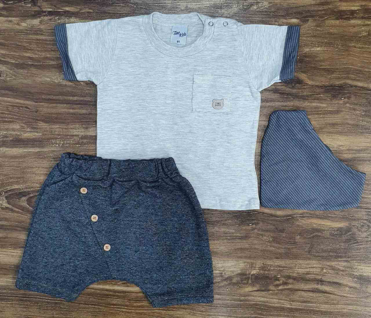 Trijunto Style Infantil