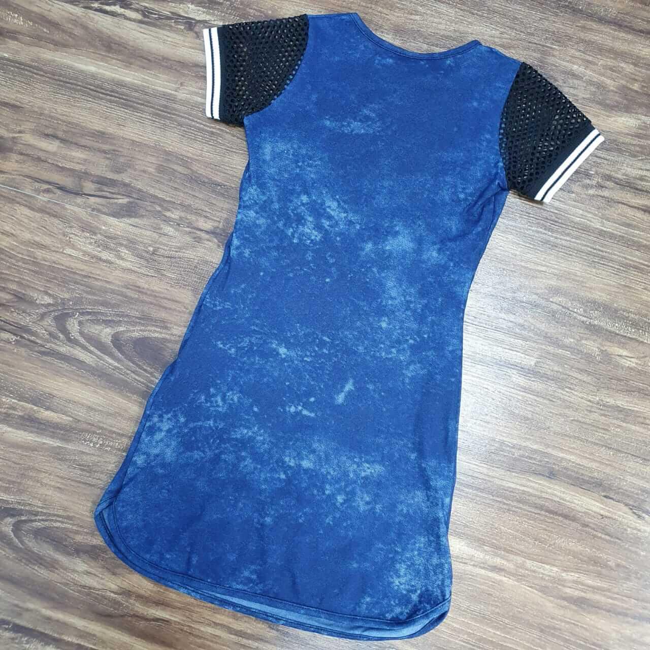 Vestido Azul Infantil