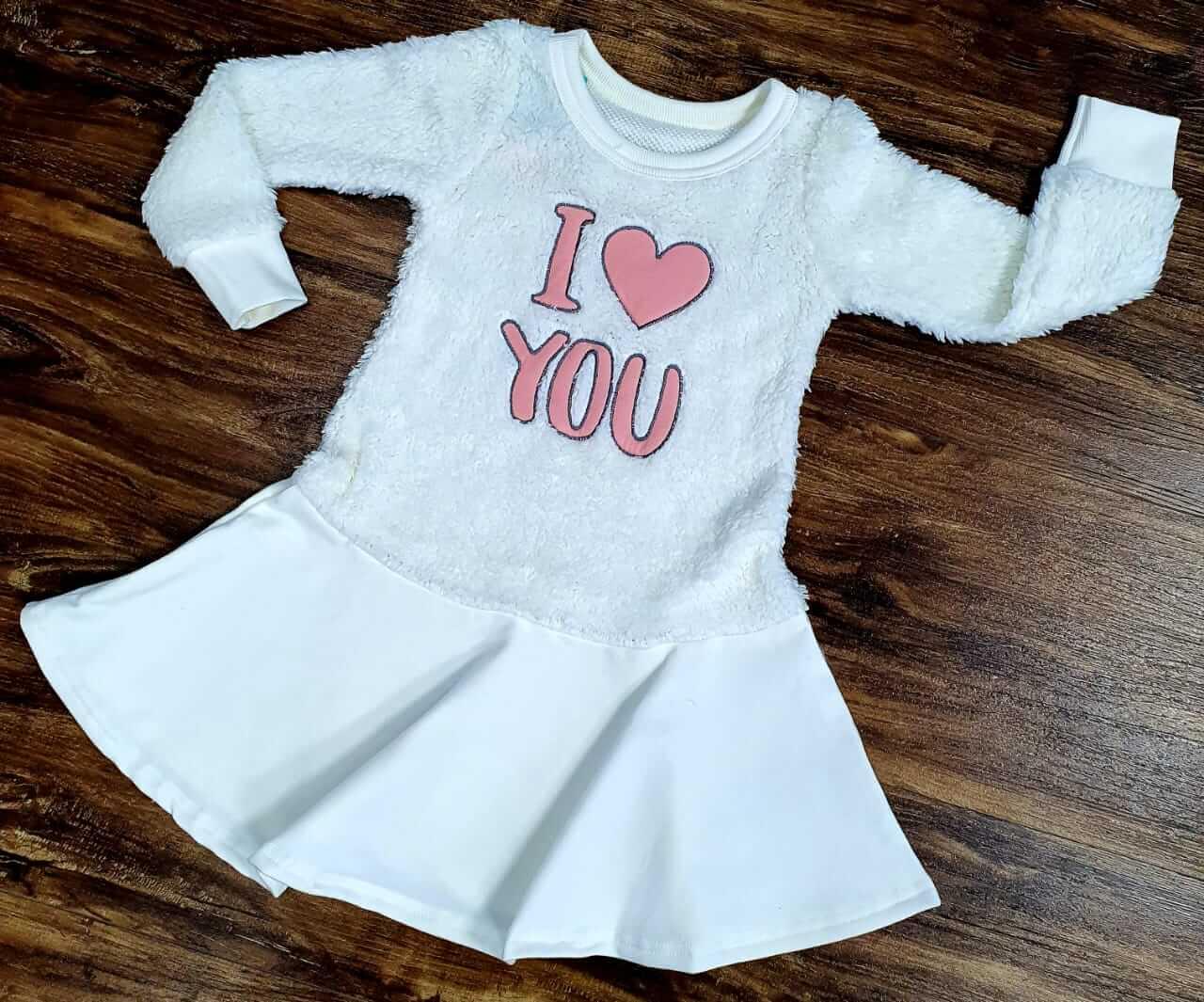 Vestido I ♥ YOU