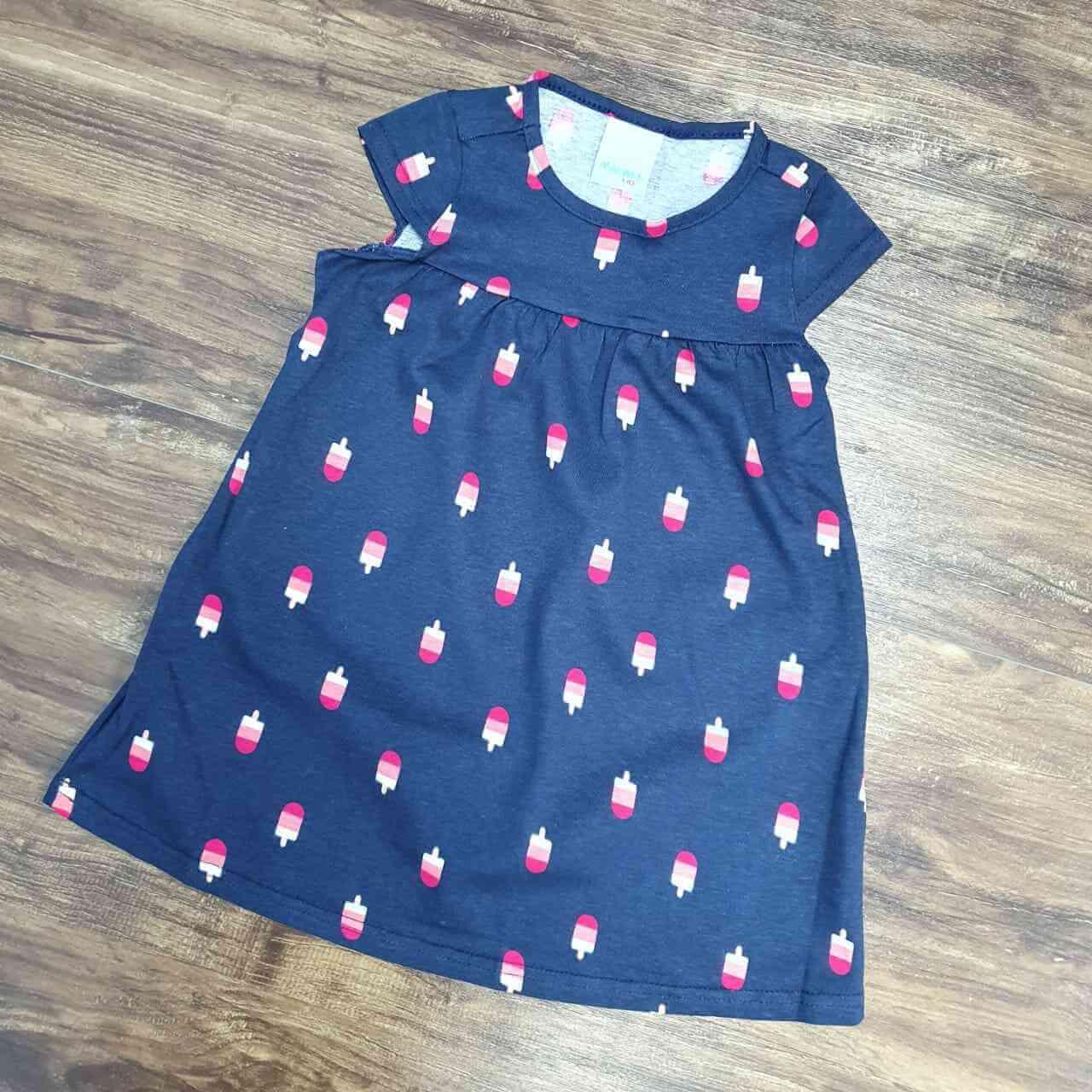 Vestido Picolé Infantil
