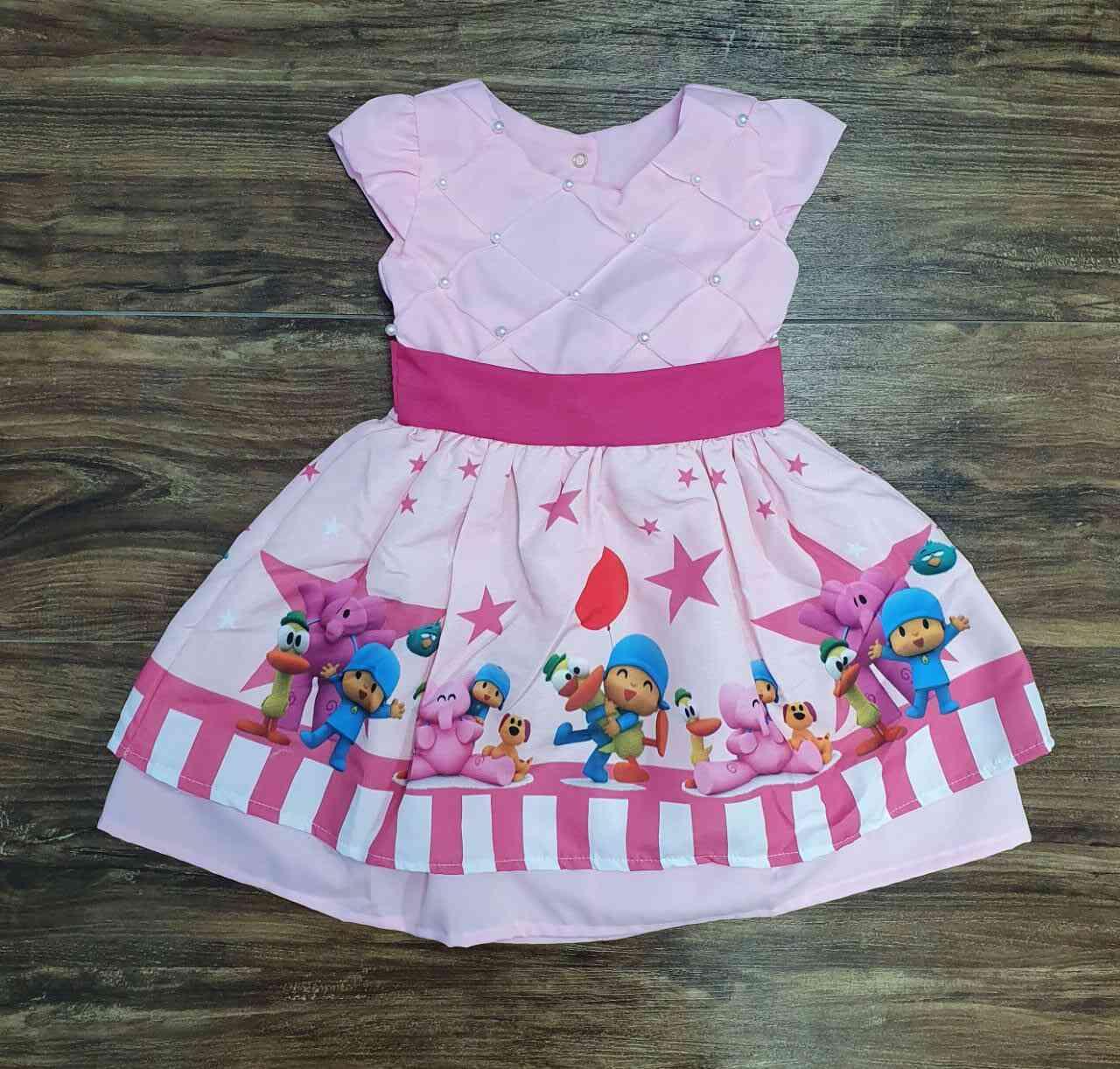 Vestido Pocoyo Infantil