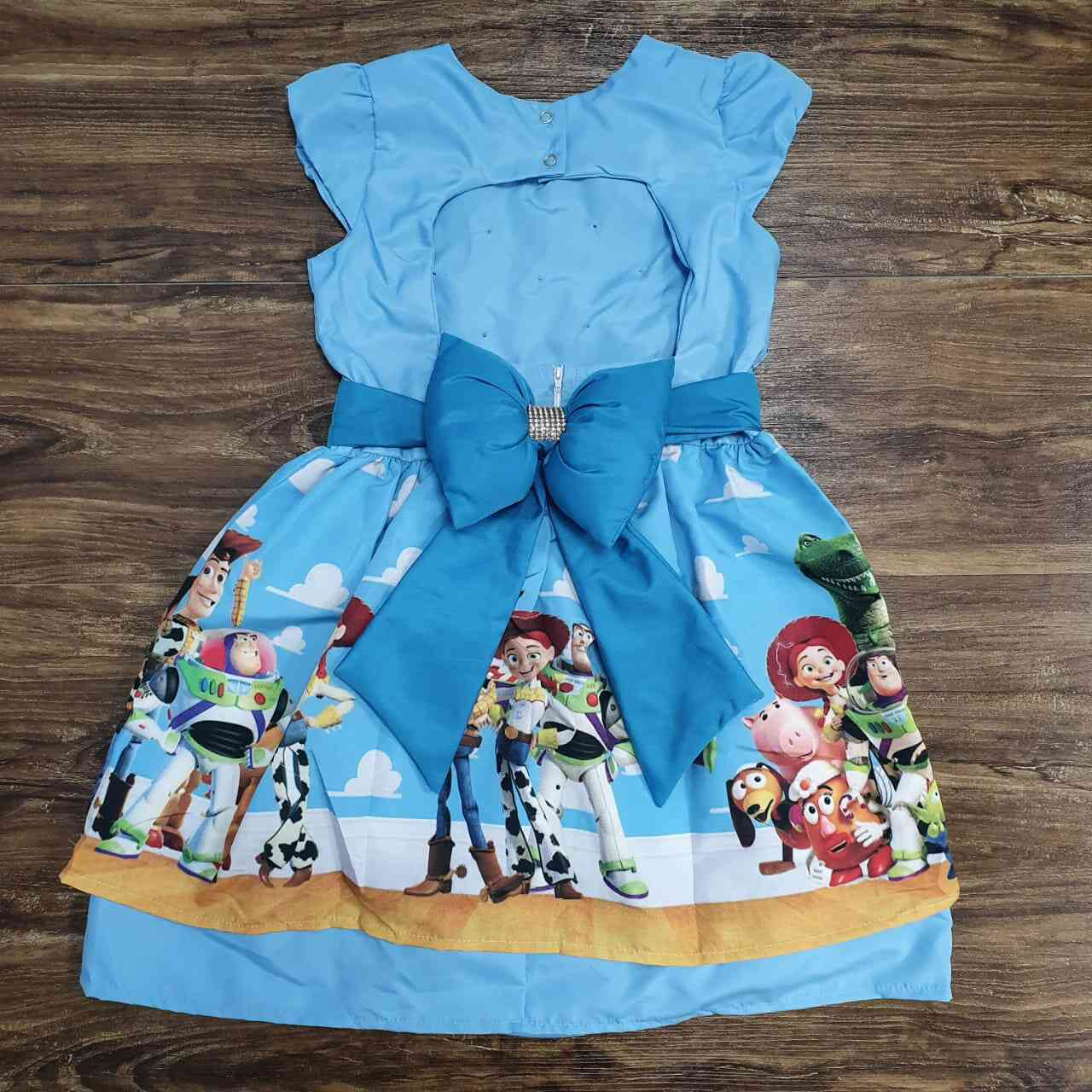 Vestido Toy Story Infantil