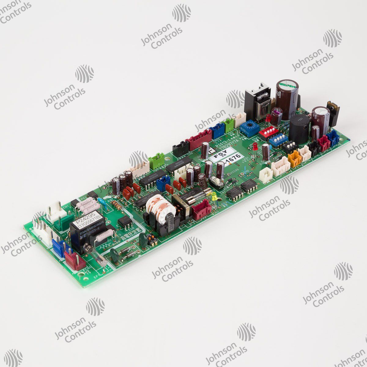 CJ PCB p/ RCI - 17B29137F