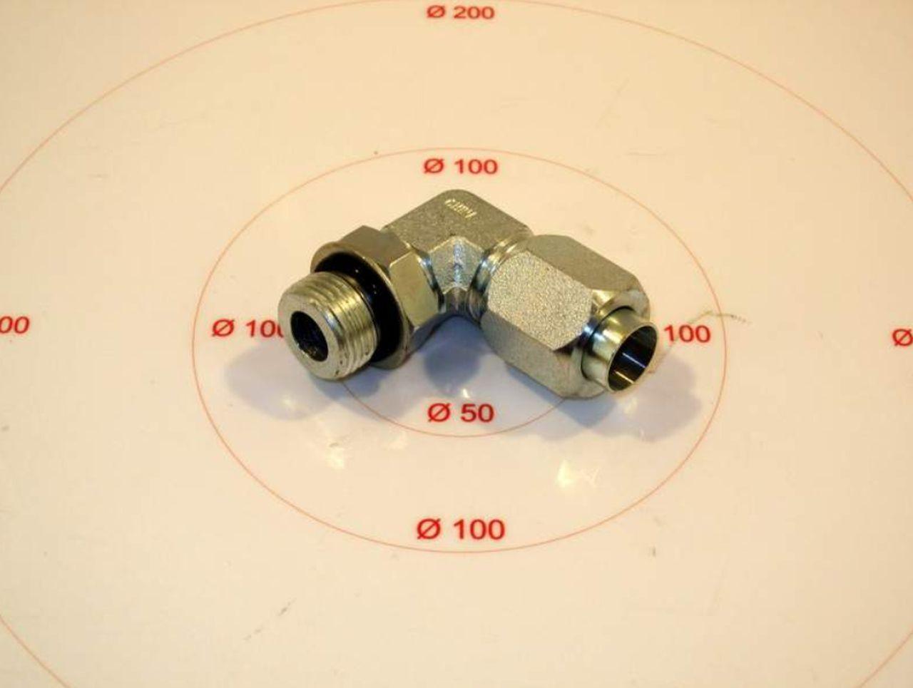 ADAPTACAO 37 GRAUS P/ TUBO EXP - 023 18945 000