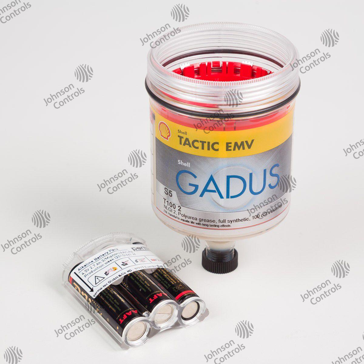 CARTUCHO GRAXA TACTIC GADUS - 1231I962