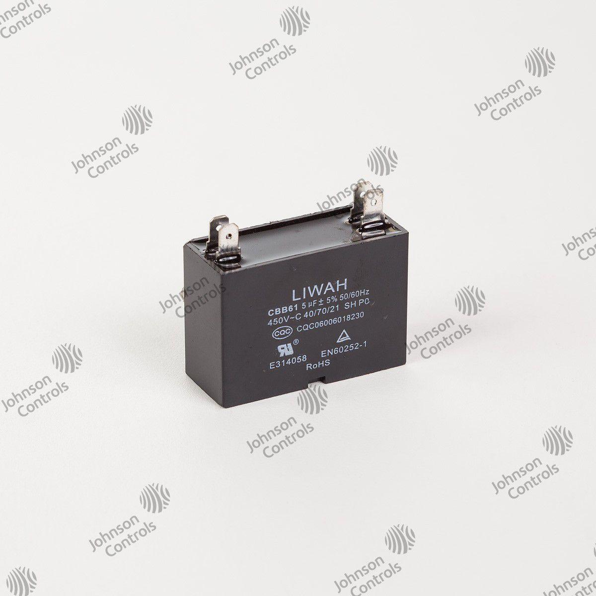 CAPACITOR 5uf 50/60Hz 450V P0 - CF0048037