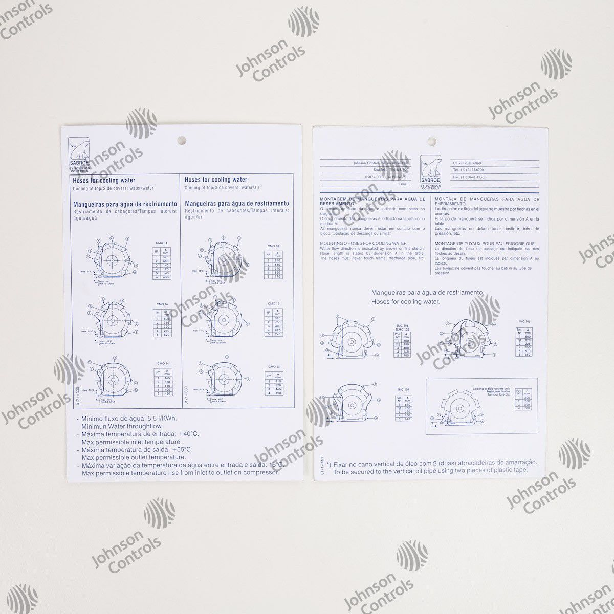 DIAG MANG RES AG/AG-T/SMC104/8 - 0171+411
