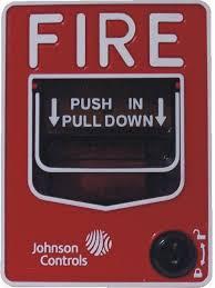 JBG-12LXP - ACIONADOR MANUAL P/ - FIRE