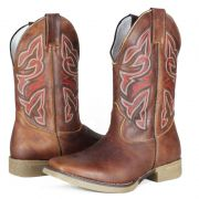 Bota Country Masculina Mr. West Fossil Sela 2008
