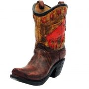 Bota Country Decorativa Cowboy