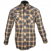 Camisa Country Masculina Wrangler Xadrez MP1301