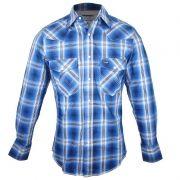 Camisa Wrangler Advanced Confort Xadrez MACW11W