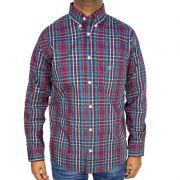 Camisa Xadrez Country Masculina Ox Horns 9135