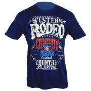 Camiseta Country Rodeio Ox Horns