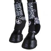 Caneleira para Cavalo Stalony Zebra