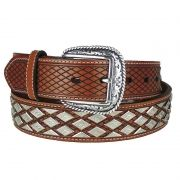 Cinto Country Ariat com Chapas de Metal