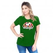 T-Shirt Feminina Wrangler Wf8215