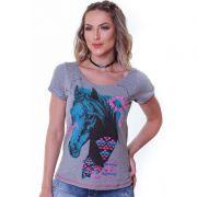 T-shirt Feminina Zenz Western Molly