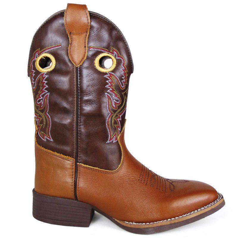 Bota Country Infantil Whisky Café