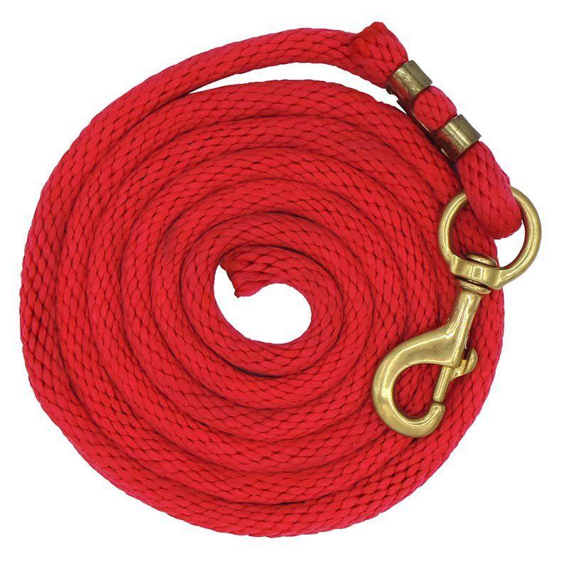 Cabresto com Guia Vermelha Weaver Importado