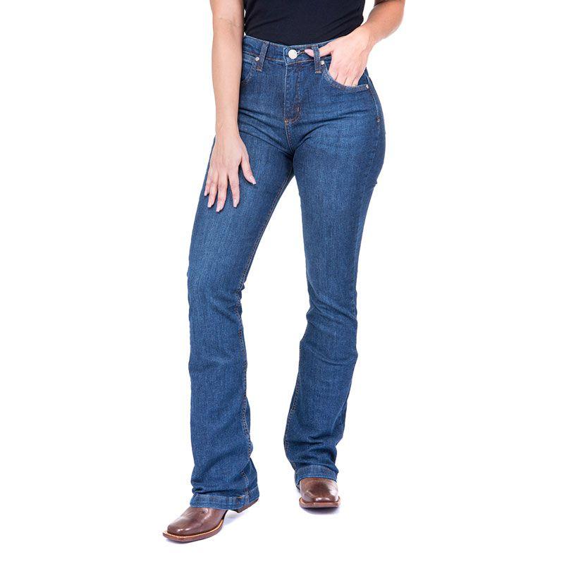 Calça Wrangler Feminina Country Wm1106
