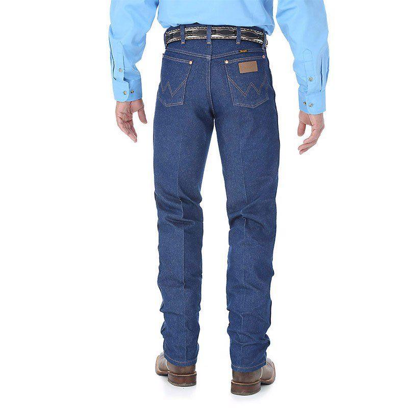 Calça Wrangler Masculina Cowboy Cut Lonada 13MWZRI