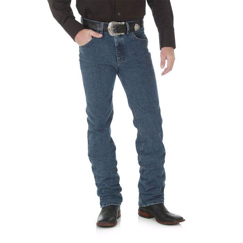 Calça Wrangler Masculina Slim com Strech 36MACMT