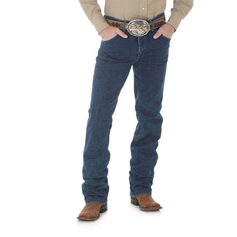 Calça Wrangler Masculina Slim Strech 36MACMS