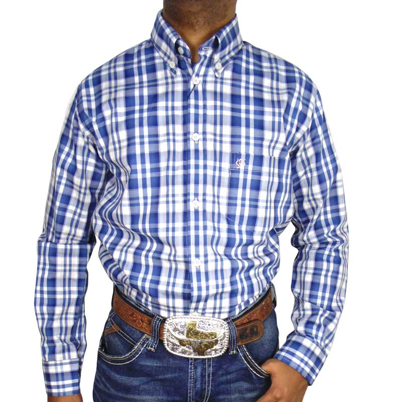 Camisa Country Masculina Ox Horns 9132