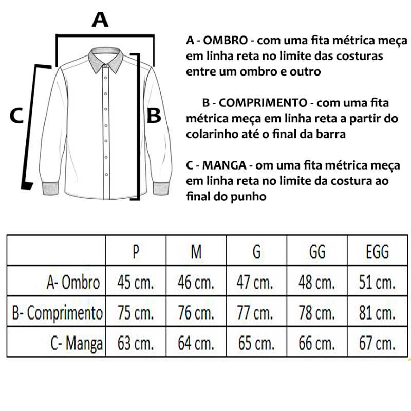 Camisa Country Masculina Ox Horns 9138
