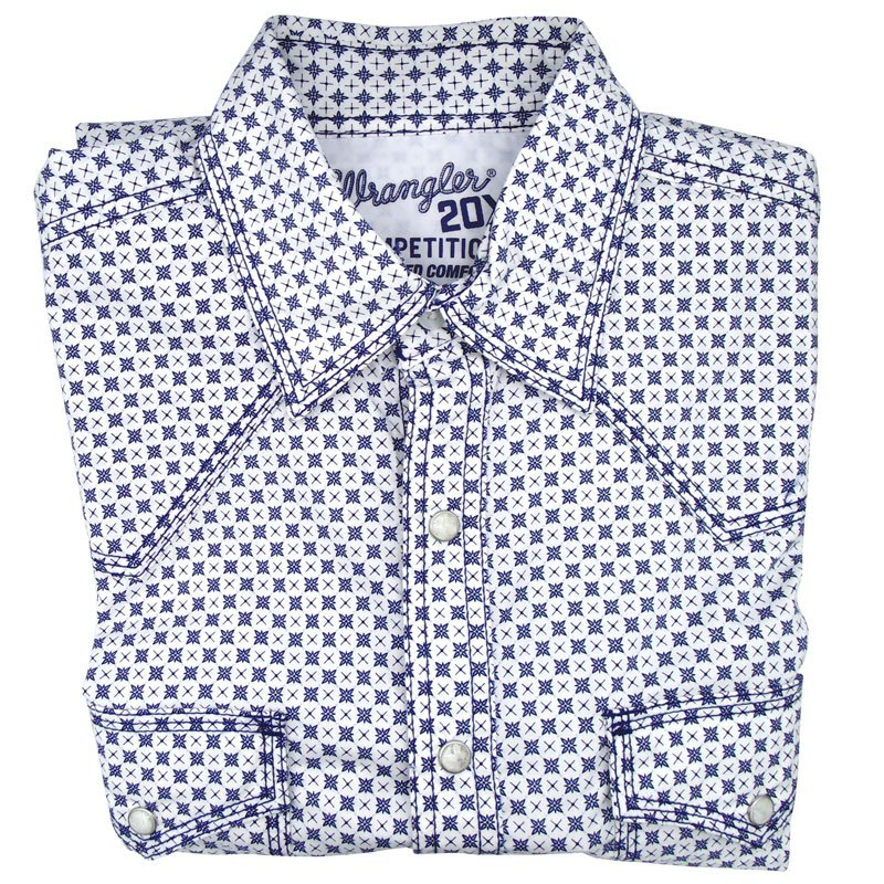 Camisa Country Masculina Wrangler MJC065M