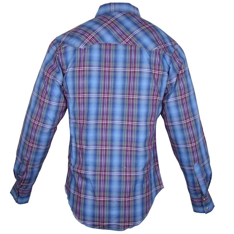 Camisa Country Masculina Wrangler MVG172M