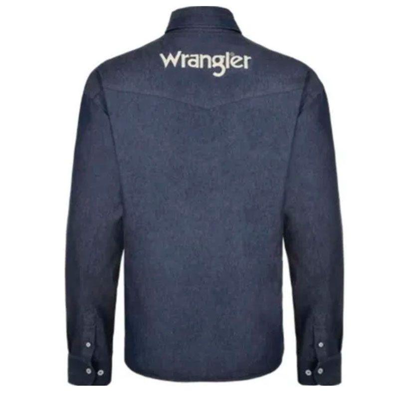 Camisa Country Masculina Wrangler WM13110Mun