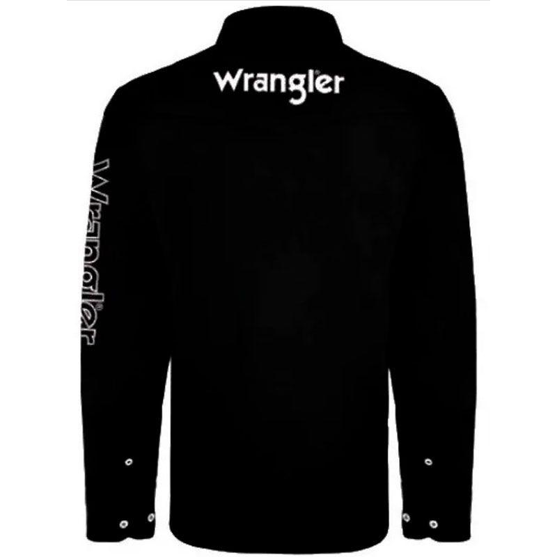Camisa Country Masculina Wrangler WM13112