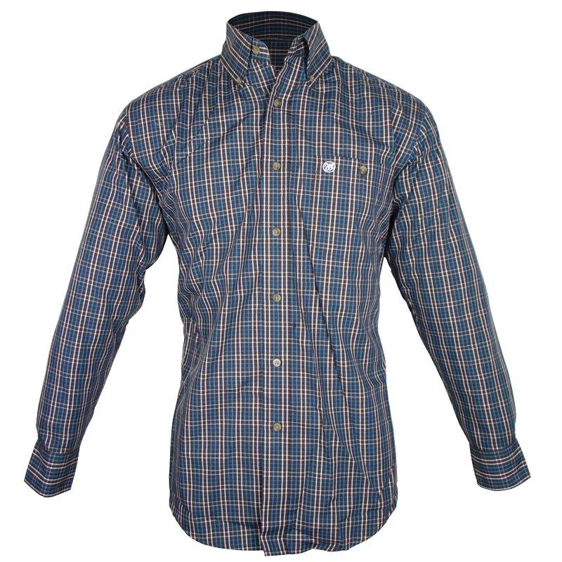 Camisa Country Masculina Wrangler Xadrez MG2108