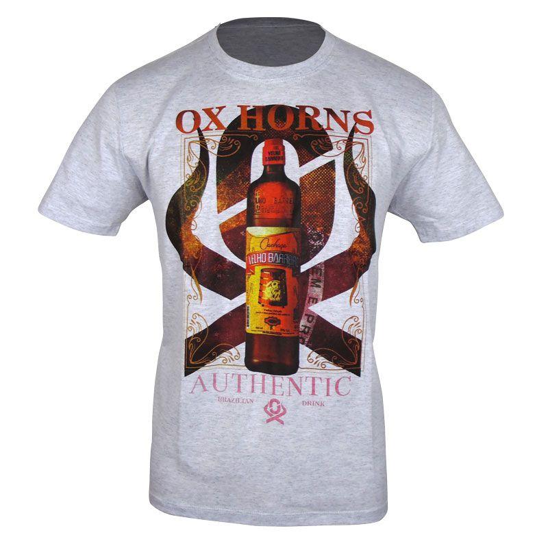 Camiseta Country Masculina Velho Barreiro - Show Horse a4affa80261