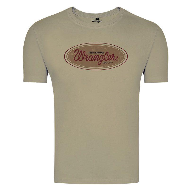 Camiseta Country Masculina Wrangler WM8054AR