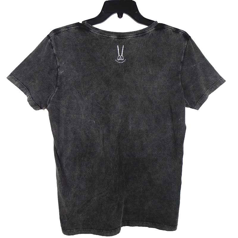 Camiseta Escaramuça Masculina  Preta