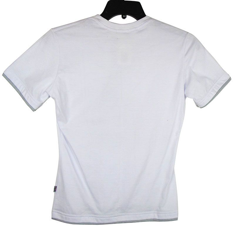 Camiseta Feminina Apache Tambor Branca