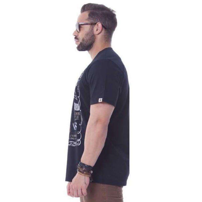Camiseta Masculina Ox Horns Jack Daniels 1295